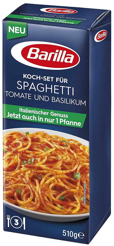 Spaghetti Bolognese Kochset