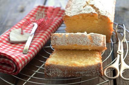 einfacher Zitronenkuchen