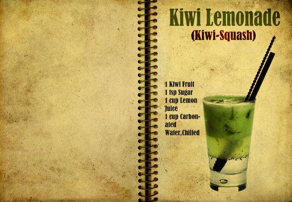 Kiwi Limonade