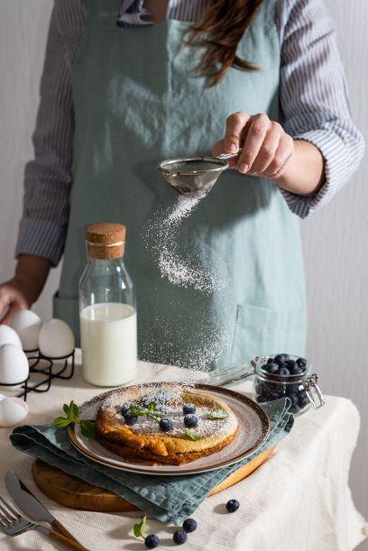 Omas Pfannkuchen Rezept