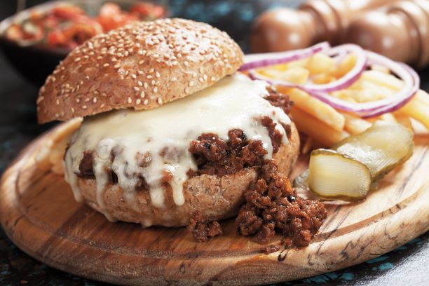 Cheeseburger Sloppy
