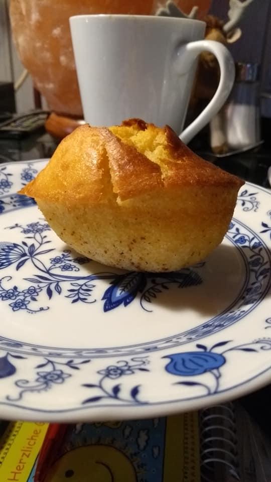 Zitronen Muffins