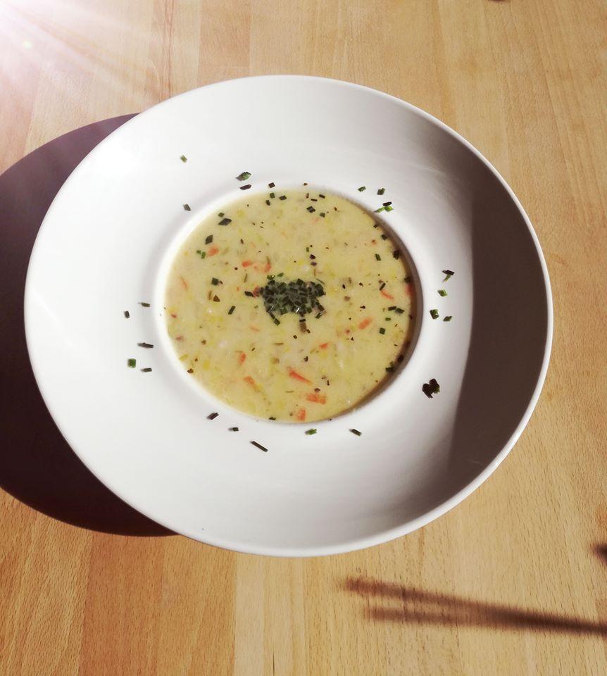 Tiroler Gersten Suppe