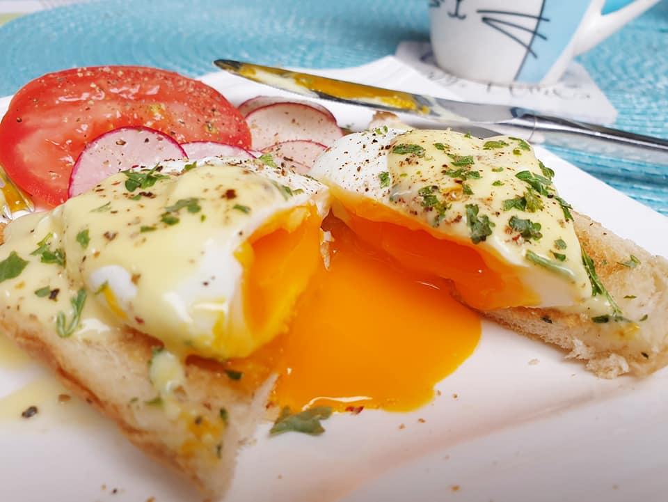 Egg Benedikt