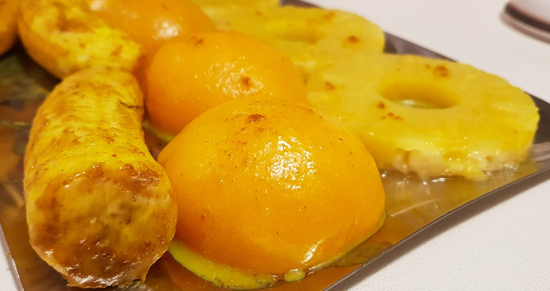 Leckere Curryfrüchte