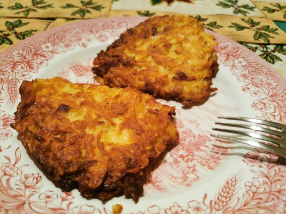 Kartoffelpuffer nach Hausmannskost