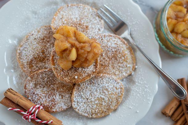 Minipancakes