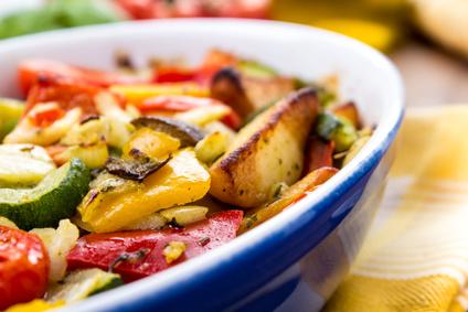 Essen mit wenig Kalorien Wochenplan