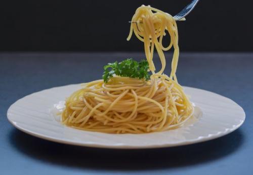 Butter Spaghetti