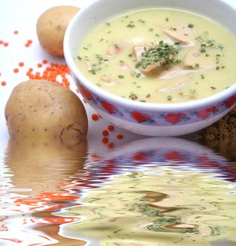 Platz 9 Buttermilchkartoffeln