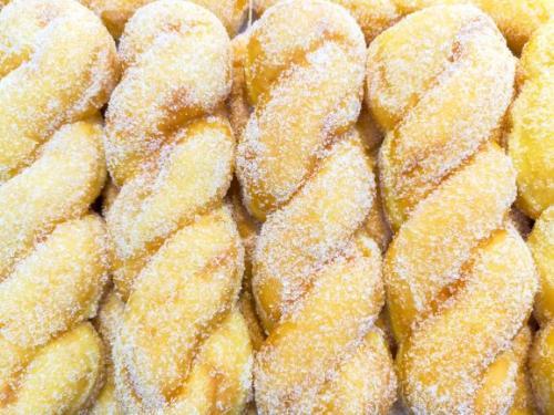Donut Zopf