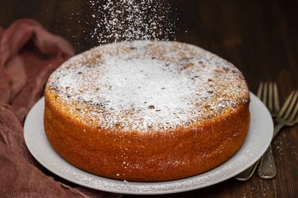 Platz 3 dreh dich um Kuchen