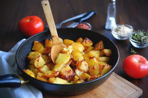 Gebackene Ofenkartoffeln
