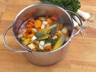 Omas gesunde Suppenrezepte
