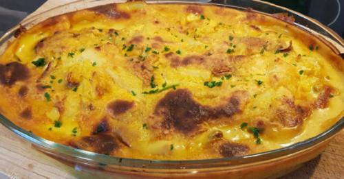 Hähnchen Curry Pfanne