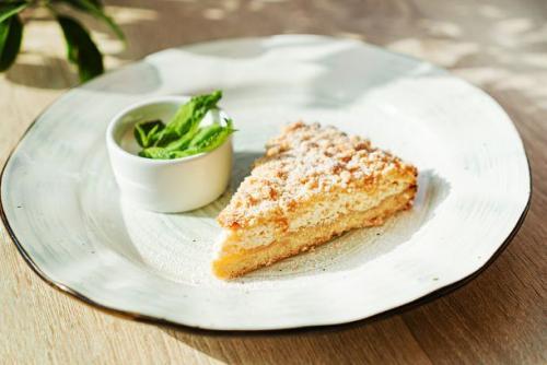 Käse Streusel Kuchen