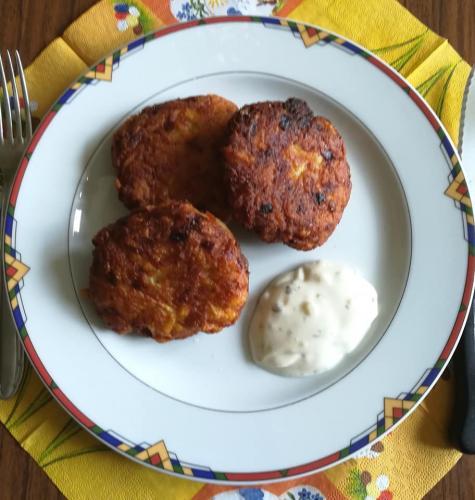 Kartoffel Käselaibchen
