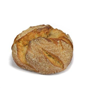 rustikales Kartoffel Brot