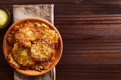 Kartoffelpuffer Reibekuchen