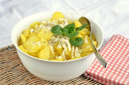 Salat Rezepte nach Omas Art