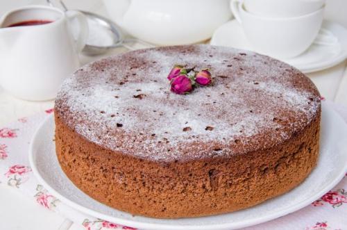 Kuchen mit nur 2 Zutaten