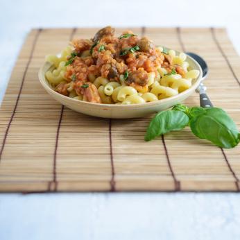 günstig kochen mit Nudelgerichte