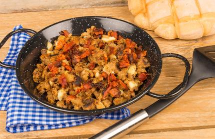 schnelle einfache Gerichte