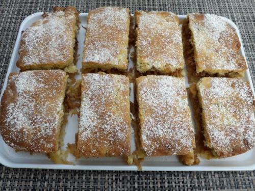 Omas Apfelkuchen Rezept