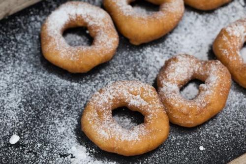 Omas Donuts Rezept