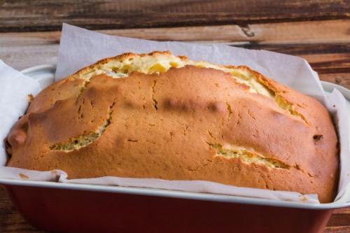 Ricotta Kuchen