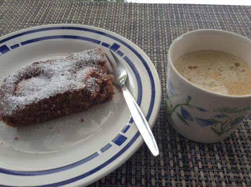 Schoko Marillenkuchen