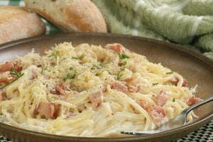Spaghetti Carbonara richtig machen