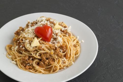 Spaghetti Haschee