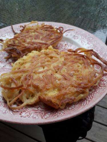 Spaghetti Puffer