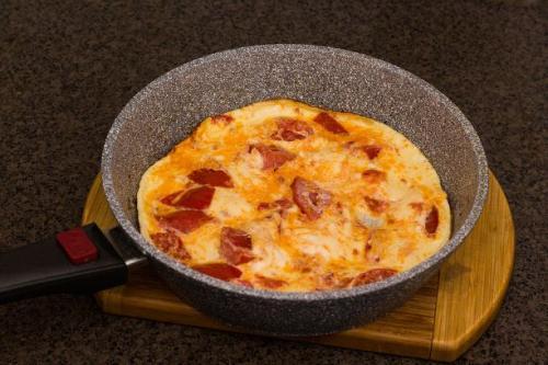 Tomaten Omelette